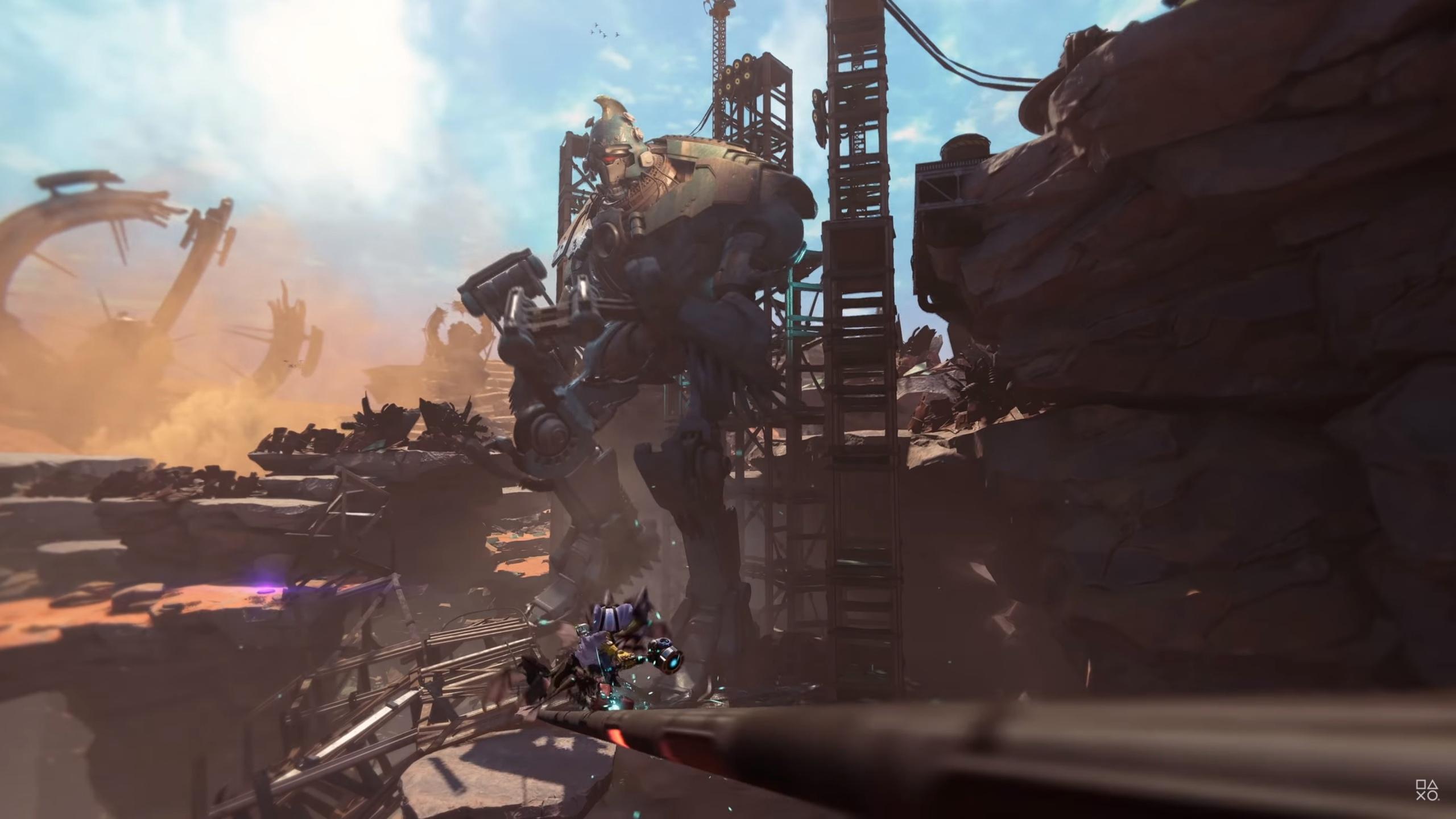 Insomniac Games рассказала, что в Ratchet & Clank: Rift Apart будет доступен фото-режим