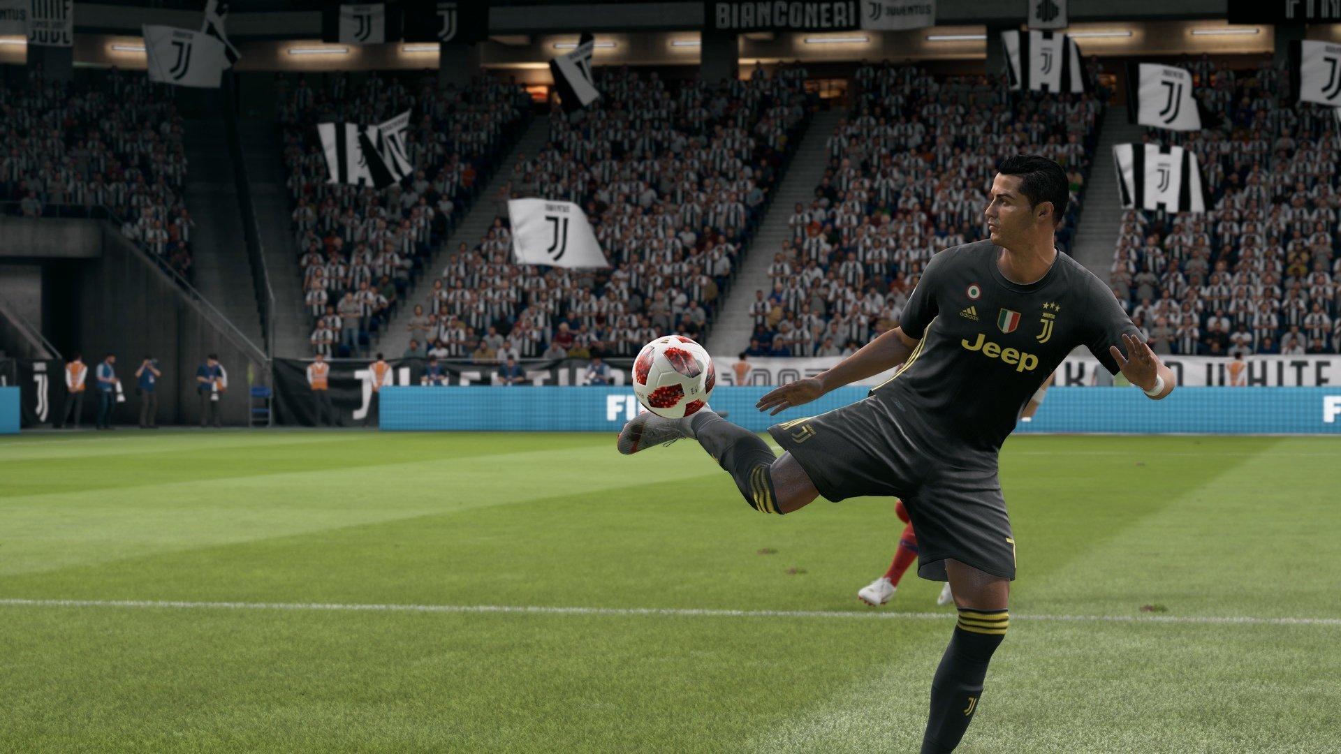 FIFA 19 Скачай и не пожалеешь
