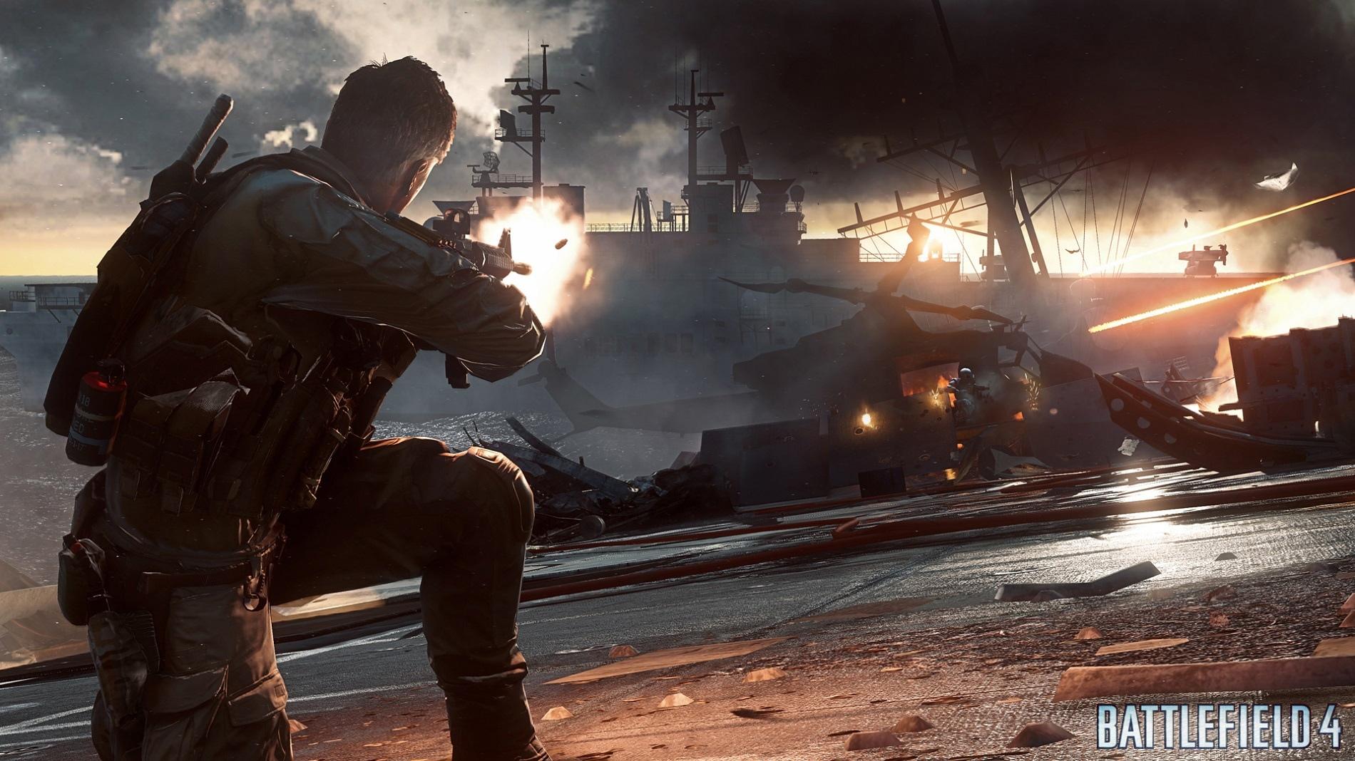 Инсайдер Том Хендерсон рассказал, что пока ничего не слышал о сюжетной кампании следующей части Battlefield