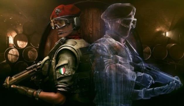 Ролик Rainbow Six Siege, представляющий нового оперативника — Alibi
