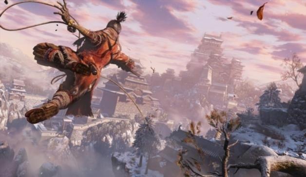 Анонс Sekiro: Shadows Die Twice на E3