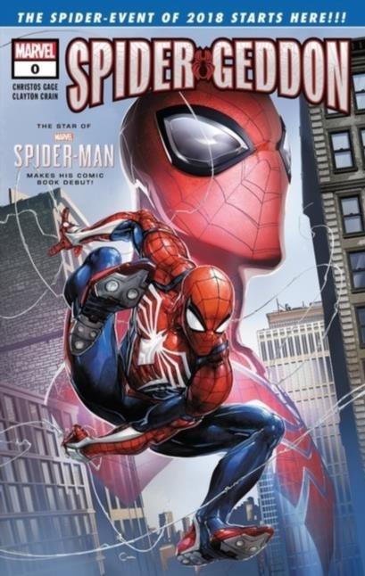В 2014 году стартовала арка комиксов «Паучий мир» [Spider-Verse]