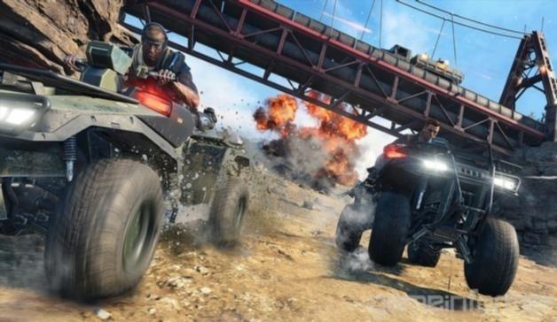 Новые подробности королевской битвы «Blackout» в Call Of Duty Black Ops 4