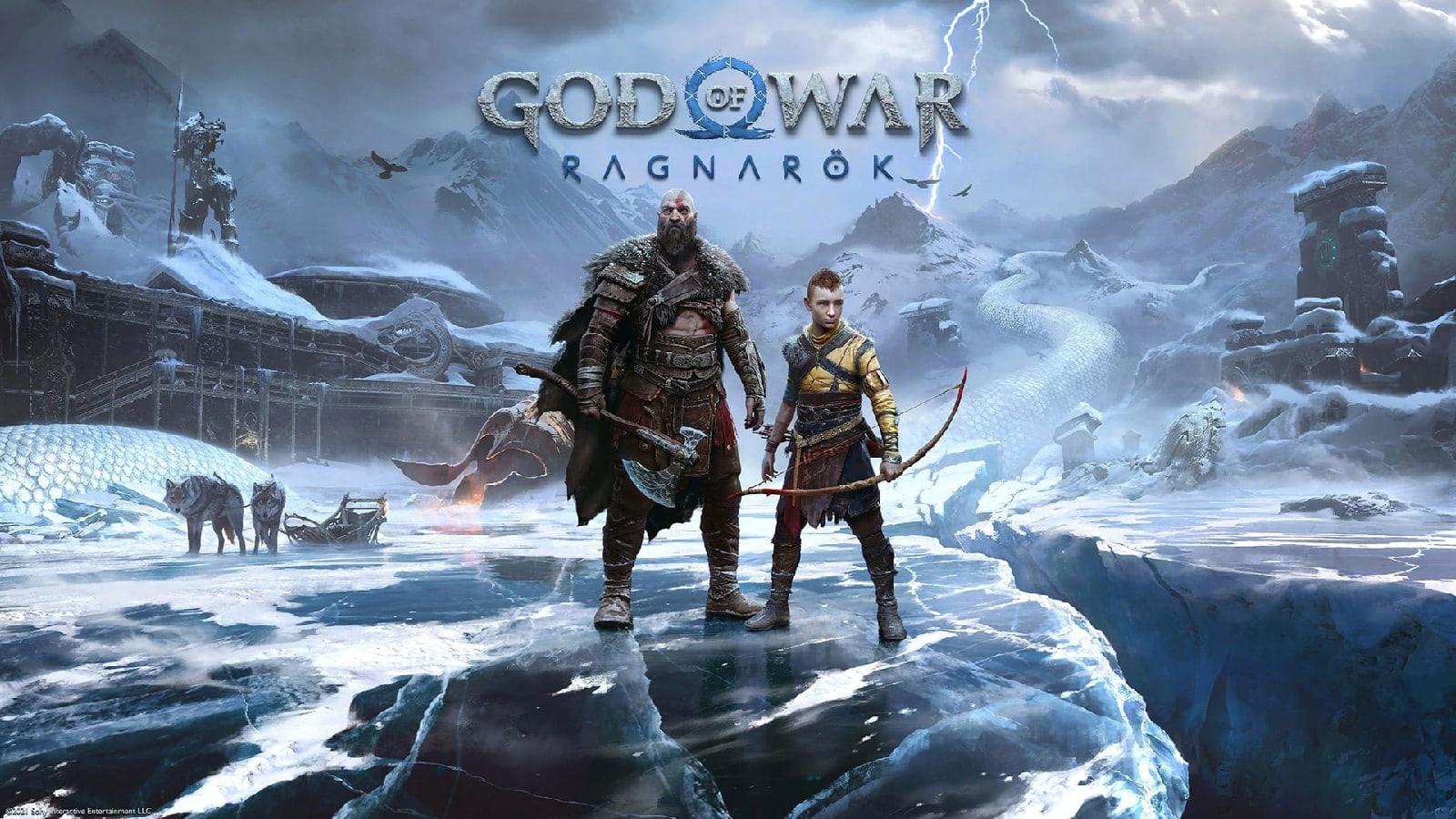 Детали игрового процесса God Of War Ragnarok.