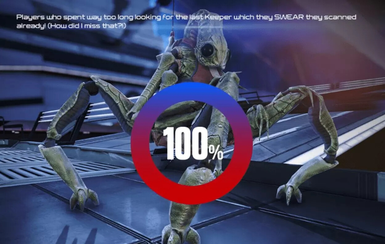 Разнообразная статистика по трилогии Mass Effect: Legendary Edition