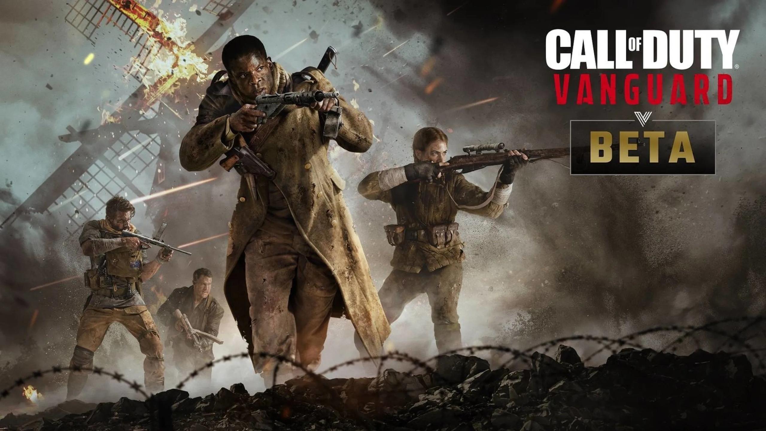 Ранний доступ к бете Call of Duty: Vanguard за лайк!