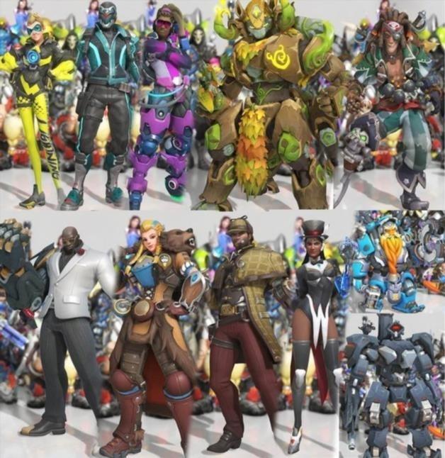 Overwatch исполняется два года — Blizzard рассказала о планах на праздник