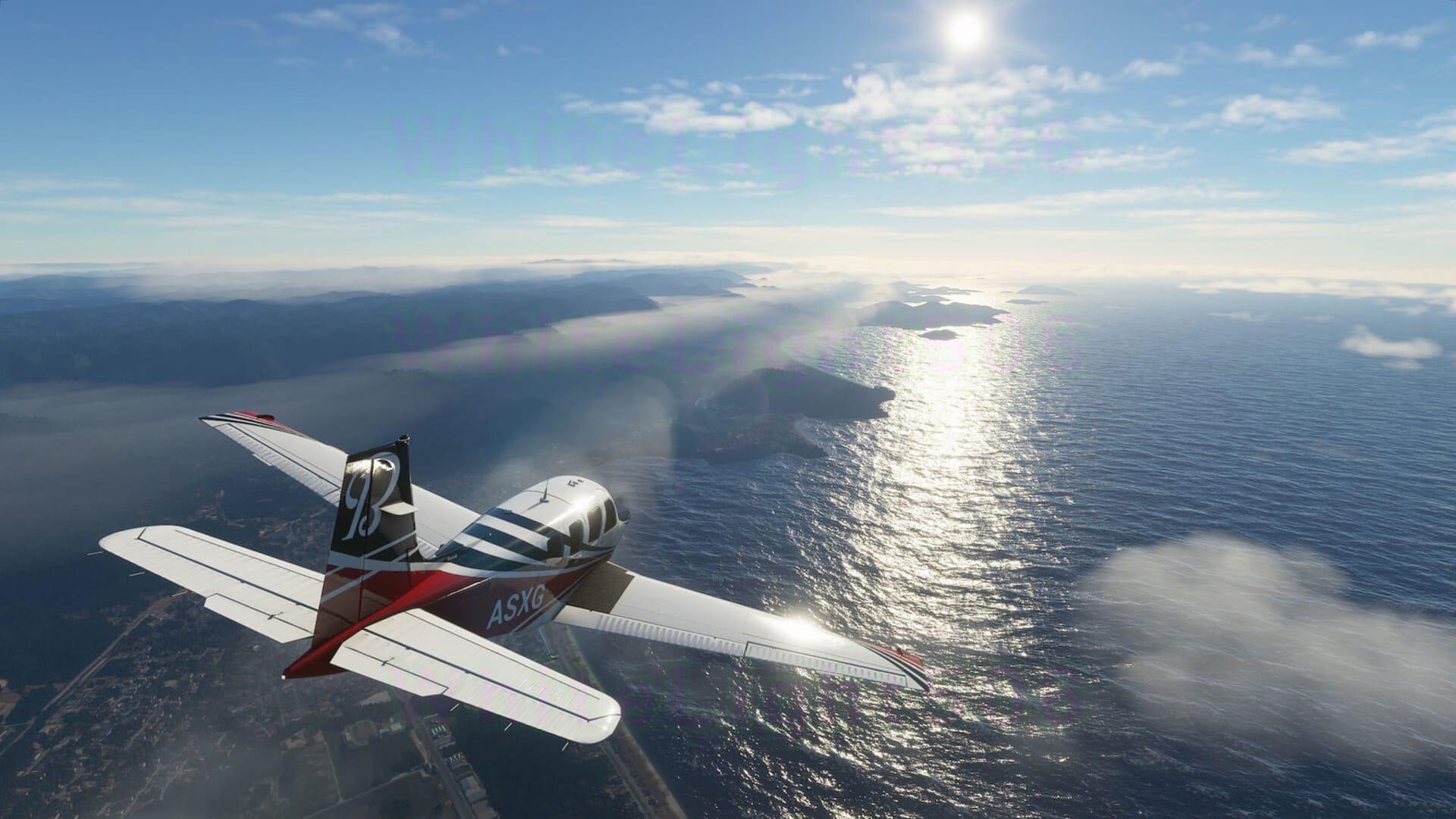 Стали известны подробности работы Microsoft Flight Simulator и Forza Horizon 5 на Xbox Series X