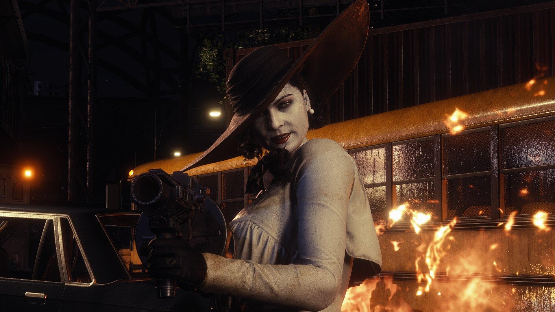 Capcom сообщила, что отгрузки Resident Evil Village достигли 3 миллионов копий