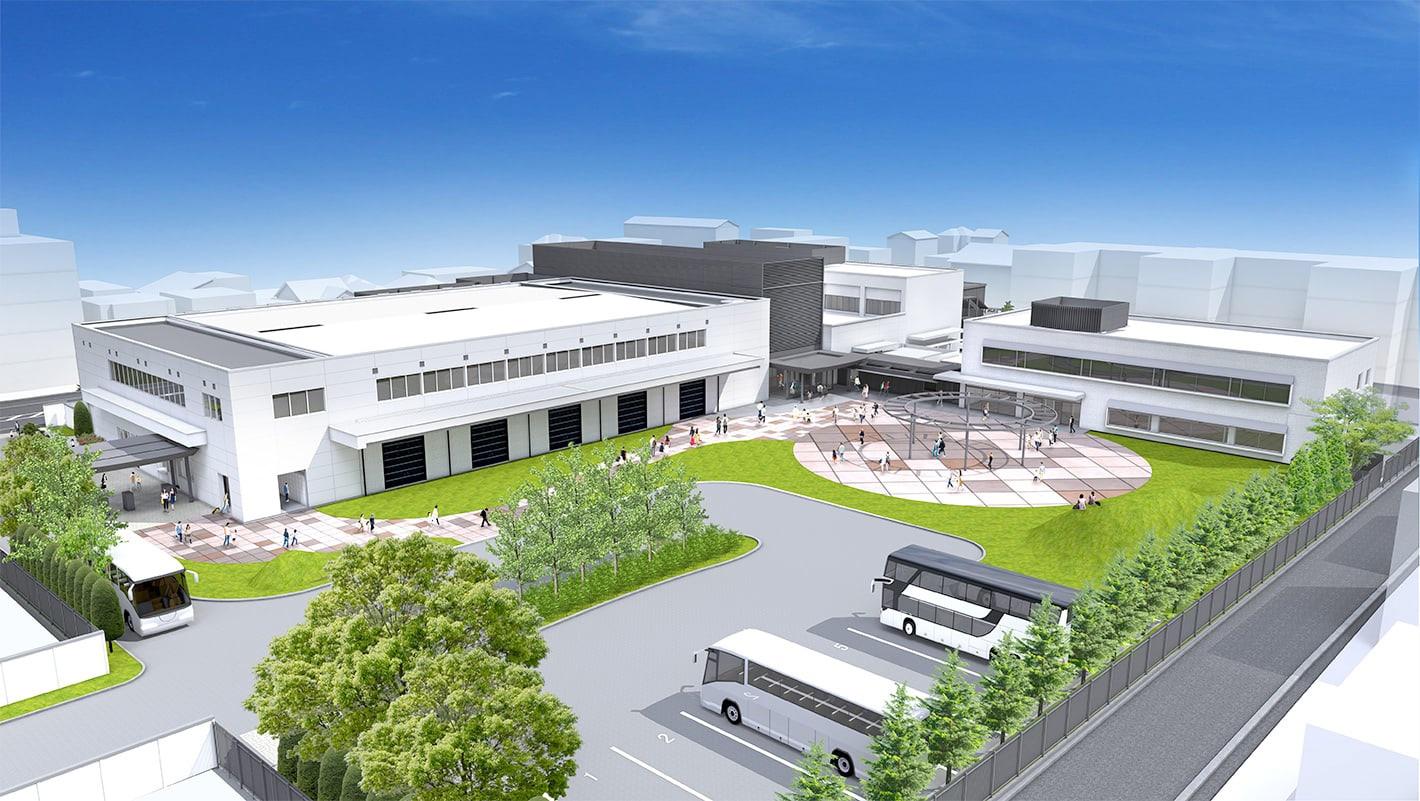 Nintendo откроет музей вместо своего старого завода в японском городе Удзи