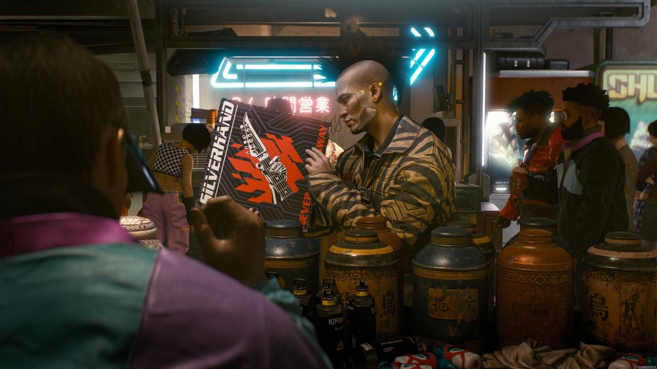 В файлах Cyberpunk 2077 обнаружили первые упоминания мультиплеера