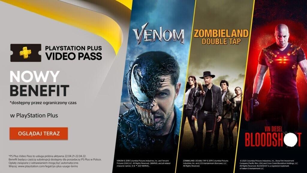 В Польше началось тестирование программ PlayStation Plus Video Pass