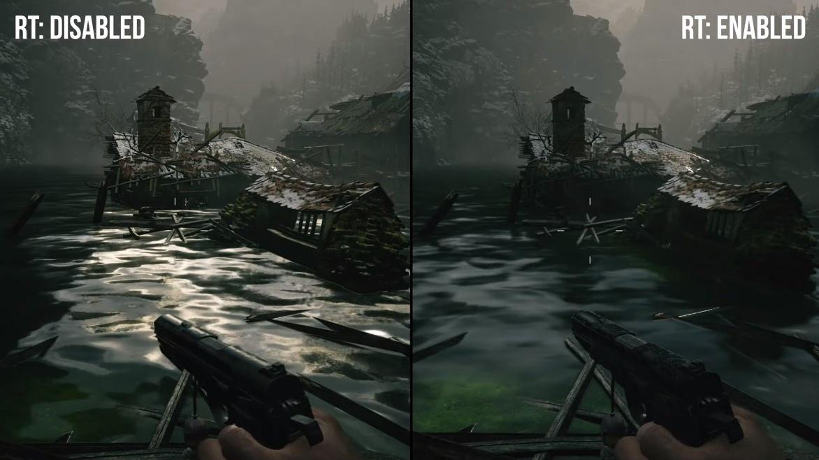 Тестирование Resident Evil Village от Digital Foundry