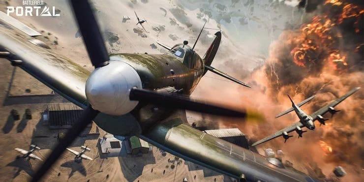 Подробности нового режима Battlefield 2042 — Portal