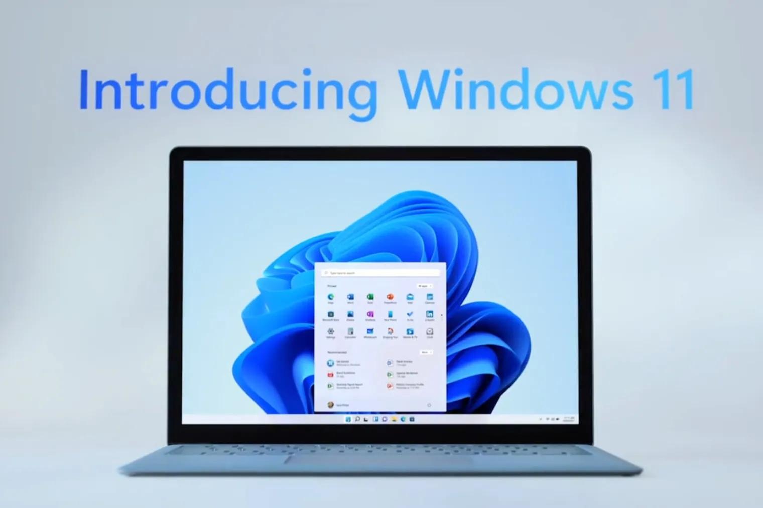 Официально анонсирована Windows 11