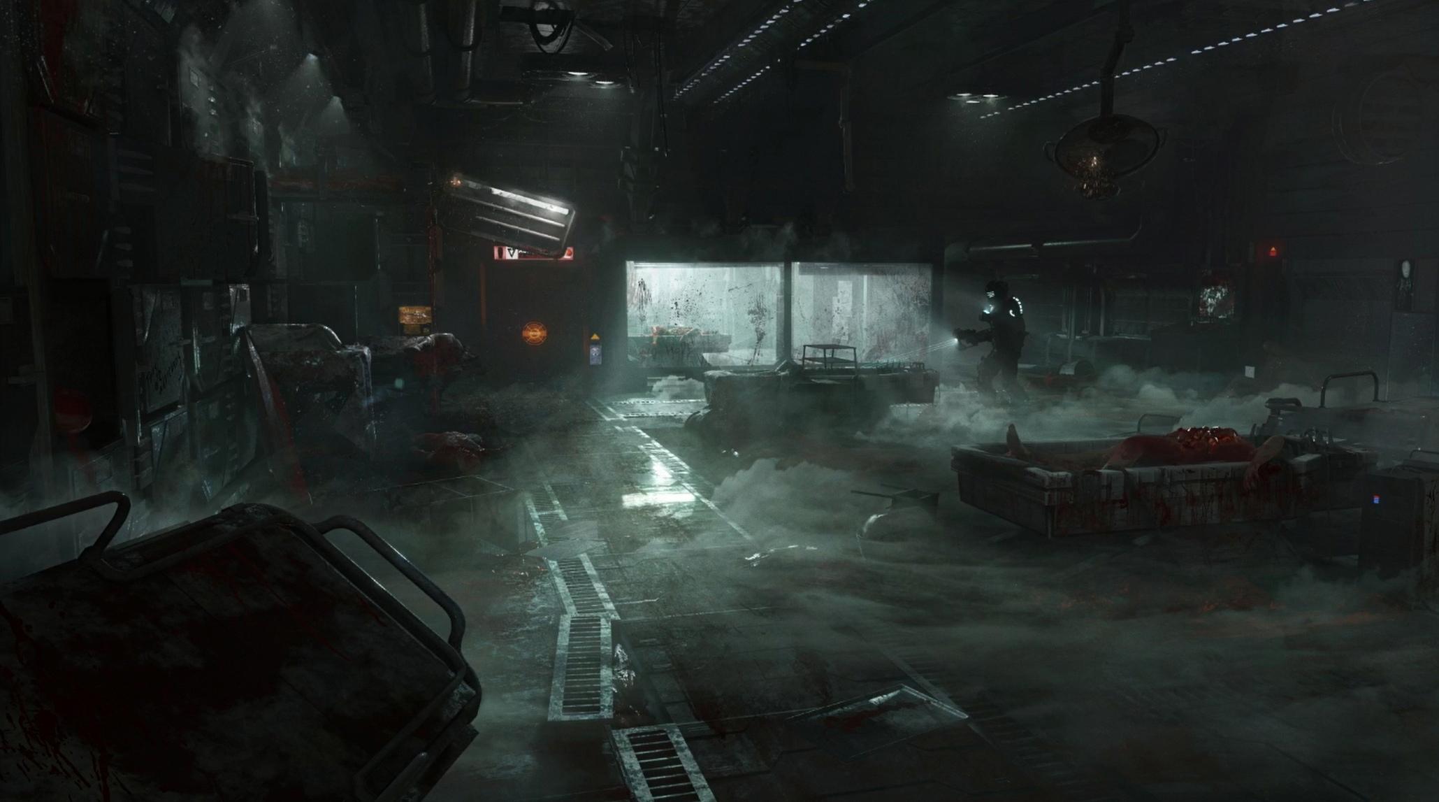 Первые подробности переосмысления Dead Space с прошедшей трансляции