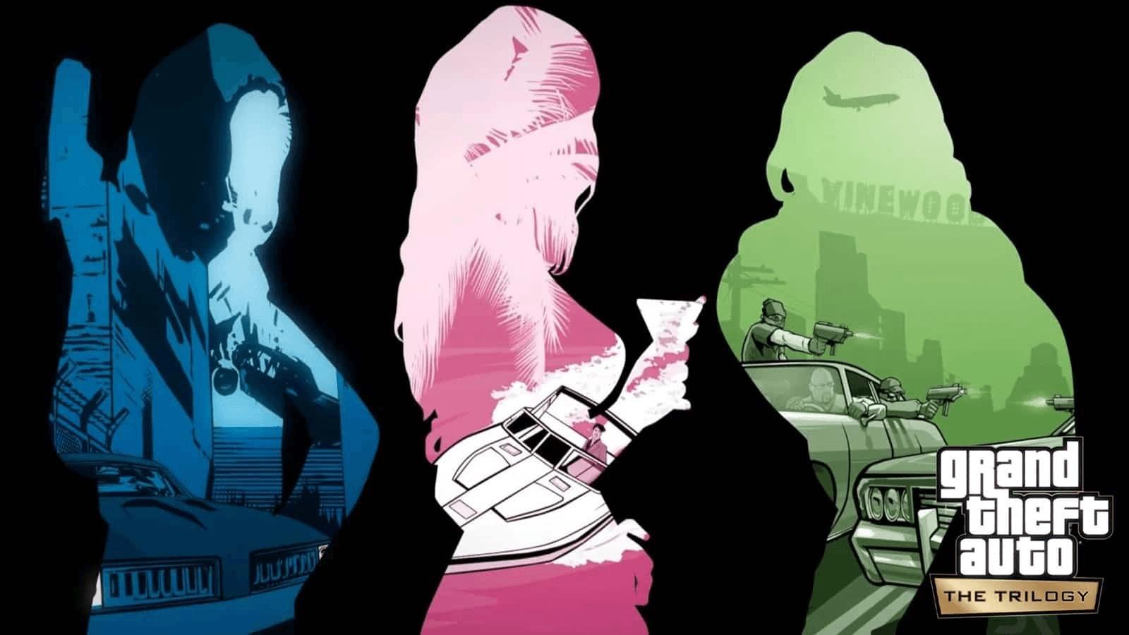 Пользователь Reddit под ником GtaCheaterMan опубликовал подробности переиздания трилогии GTA:3, San-Andreas и Vice-City