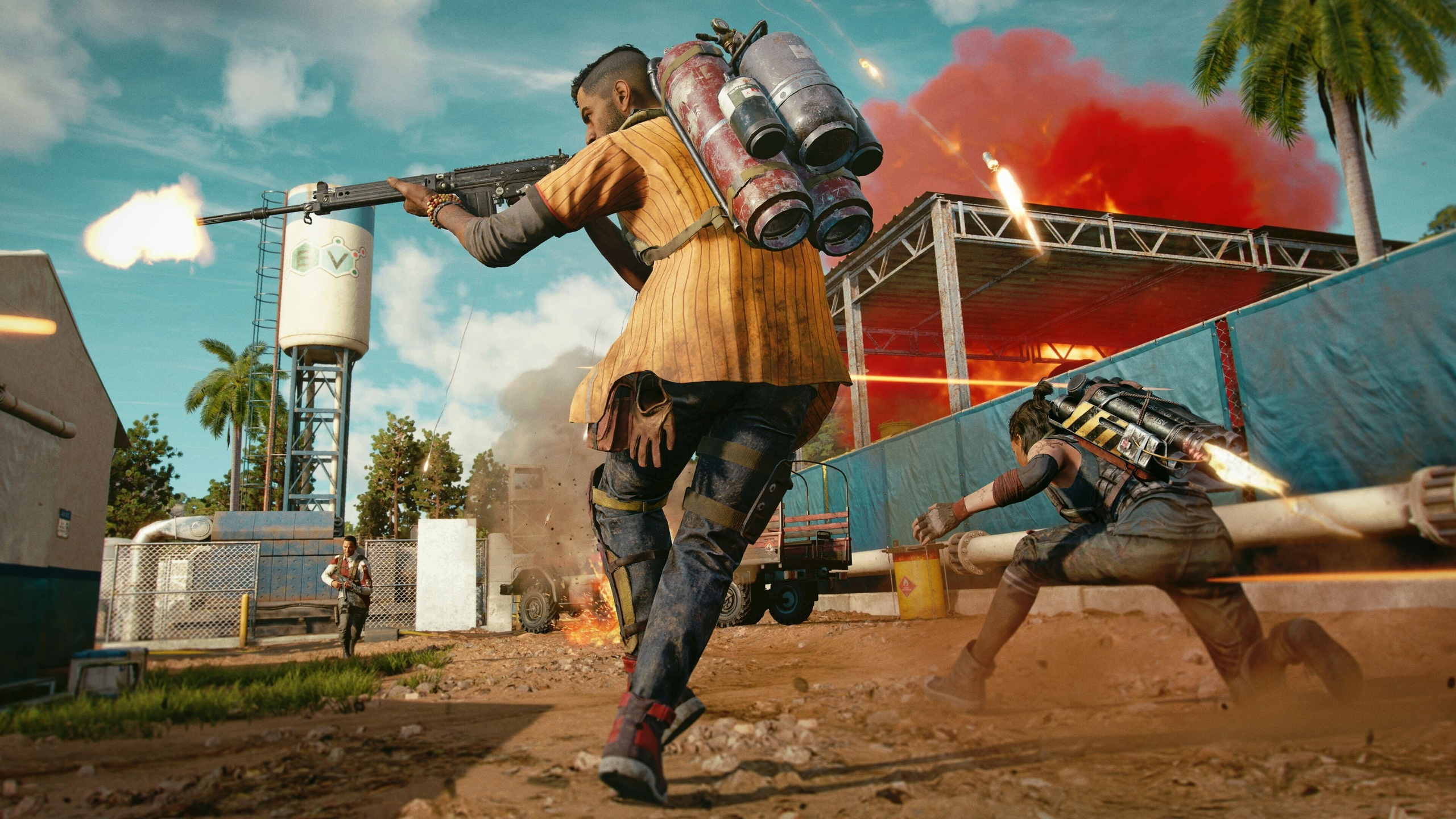 Журналистам дали поиграть в Far Cry 6 около 6 часов