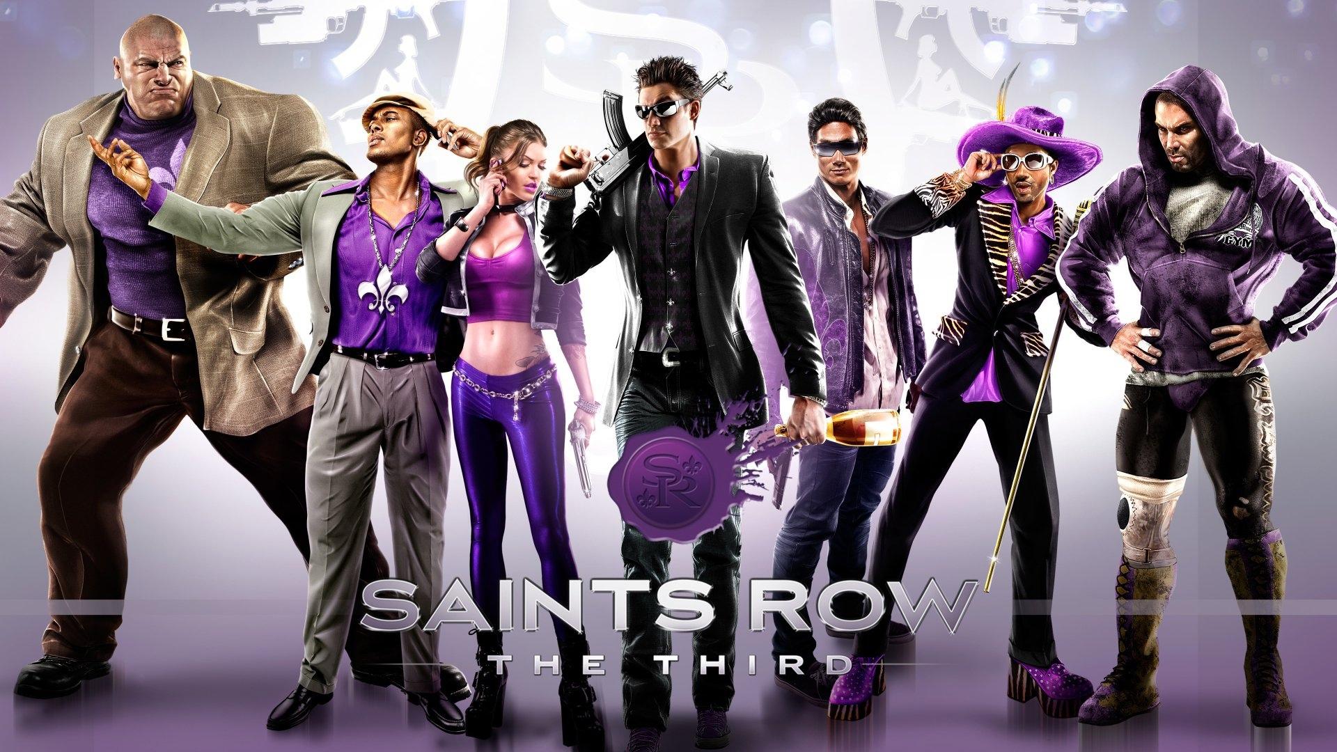 25 мая выйдет улучшенная версия Saints Row: The Third выйдет для PS5, Xbox Series и в Steam