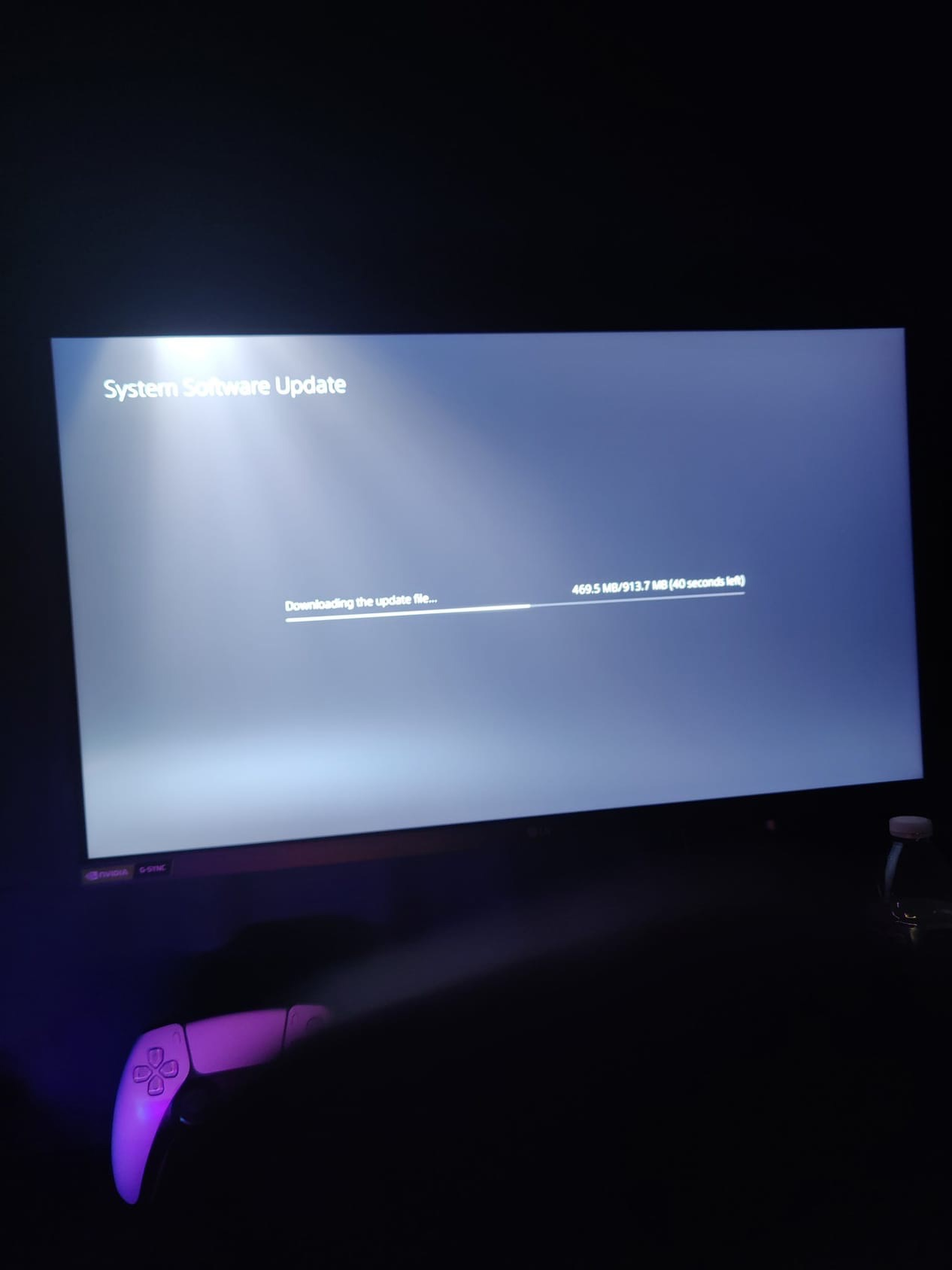 На PS5 состоялся релиз крупного обновления