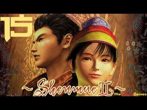 Best Games: Прохождение Shenmue 2 (HD) - Часть 15 (Ковлун)