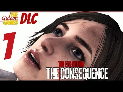 Прохождение The Evil Within (DLC: Consequence)PC - Часть 1 (Кромешная тьма)