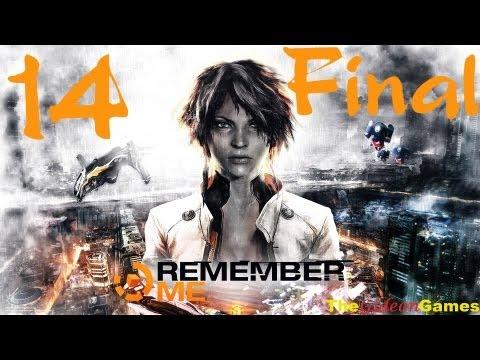 Прохождение Remember Me HD — Часть 14: Финал (Эпизод 8 «Грехи отцов»)