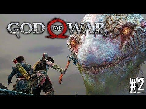 ПРОХОЖДЕНИЕ GOD OF WAR 4 (2018) #2 ПЕРЕПРАВА