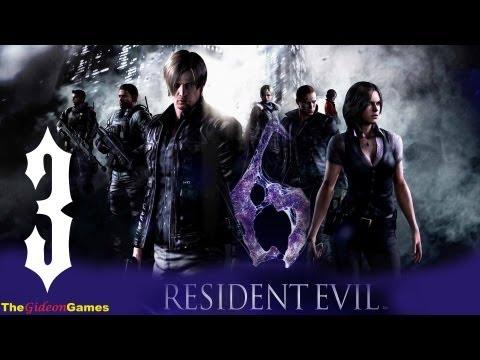 Прохождение Resident Evil 6: Леон - Часть 3 (Крикун)