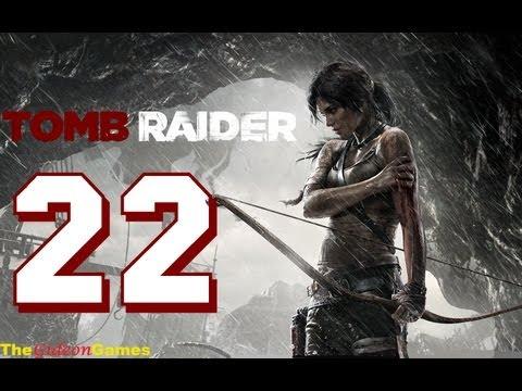 Прохождение Tomb Raider на Русском (2013) - Часть 22 (Прорыв)