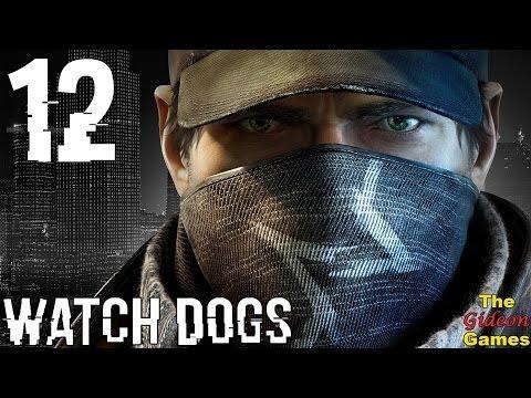Прохождение Watch Dogs HDPC - Часть 12 (Жирный Тайрон и Подарки от Джорди)