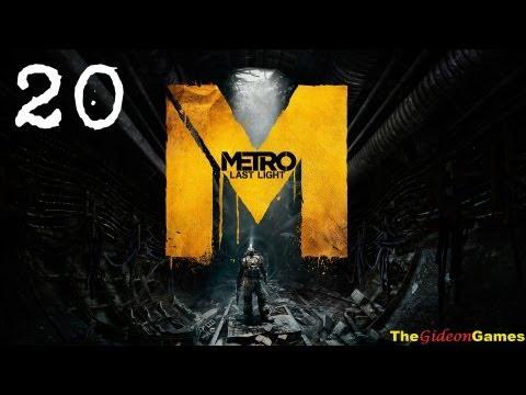 Прохождение Metro: Last Light (Метро 2033: Луч надежды) HDPC — Часть 20 (Путь вдвом)