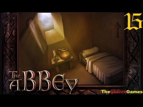 Quest: Прохождение Murder in the Abbey - Часть 15: Тайна Эгидия