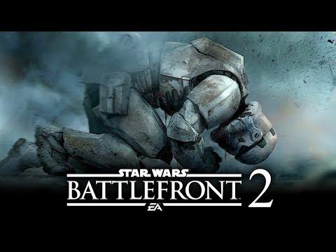 Star Wars: Battlefront II - стрим