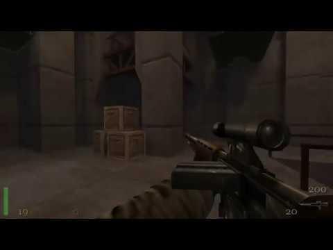 Return to Castle Wolfenstein - Смертоносные игрушки. Железнодорожная станция. Задание 4 часть 3