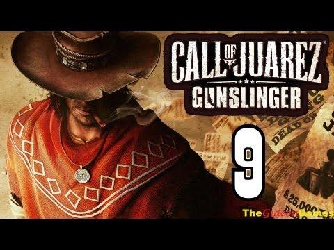 Прохождение Call of Juarez: Gunslinger на высокой сложности HD — Часть 9 (Пароход)