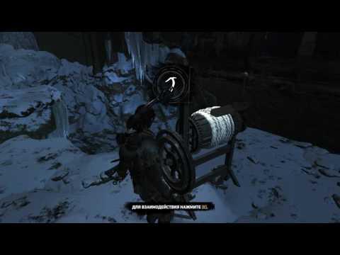 Rise of the Tomb Raider - Гробница глас божий (все тайники и гробницы)