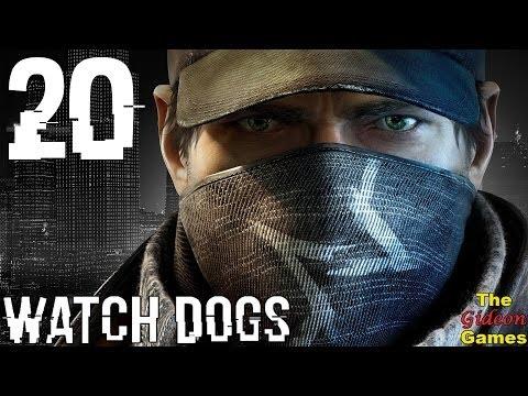 Прохождение Watch Dogs HDPC - Часть 20 (Пора покончить с этим панком)