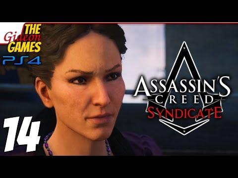 Прохождение Assassin's Creed: Syndicate (Синдикат) на Русском PS4 — 14 (Наивный паренк)
