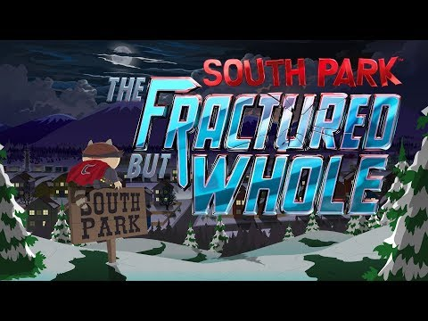 South Park: The Fractured But Whole Сауспарк