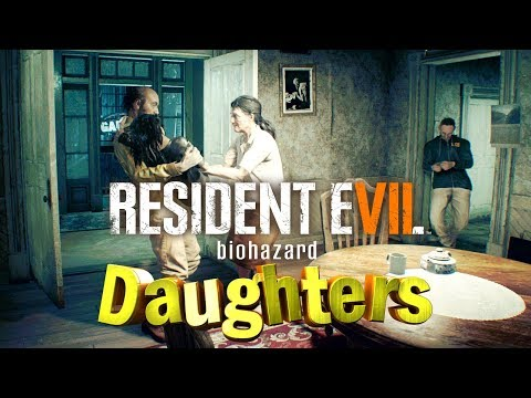 НАЧАЛО КОШМАРА ► Resident Evil 7 Biohazard DLC Daughters