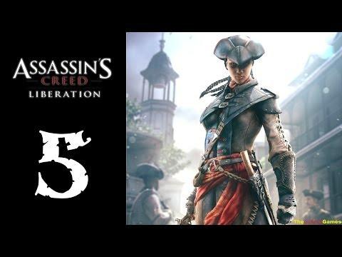 Прохождение Assassin's Creed: Liberation HD 100% Синхро. - Часть 5 (Истина в вине)