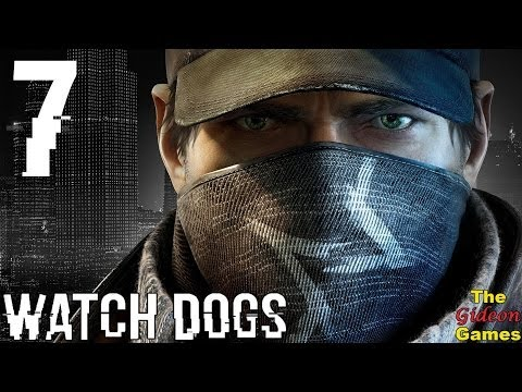 Прохождение Watch Dogs HDPC - Часть 7 (Тотальный разнос и Паук-Терминатор)