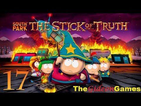 Прохождение South Park: The Stick of Truth Южный Парк: Палка Истины — Часть 17 (Эмбрион-нацист)