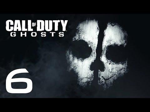 Прохождение Call of Duty: Ghosts на Русском PC - Часть 6 (Циферблат)