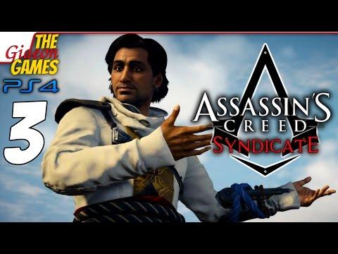 Прохождение Assassin's Creed: Syndicate (Синдикат) на Русском PS4 — 3 (Карету мне!)