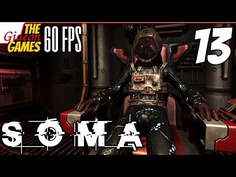 Прохождение SOMA на Русском PС60fps — 13 (Новый я)