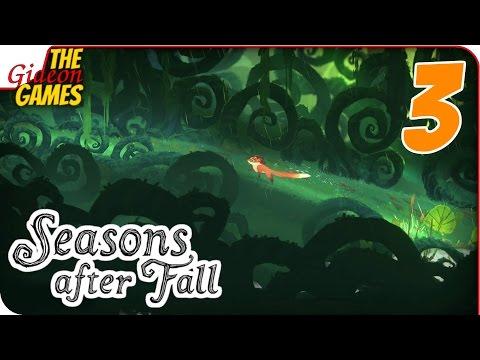 Прохождение Seasons after Fall 3  ВЕСНА