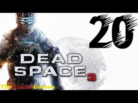 NEW: Прохождение Dead Space 3 - Часть 20 (Собирая пазл)