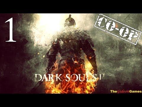 Прохождение Dark Souls 2 в Кооперативе HD — Часть 1 (Это Dark Souls, детка!)